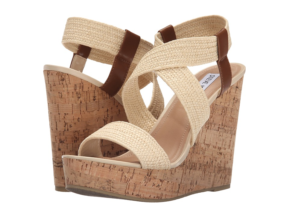 Steve Madden - Elika (Natural) Women