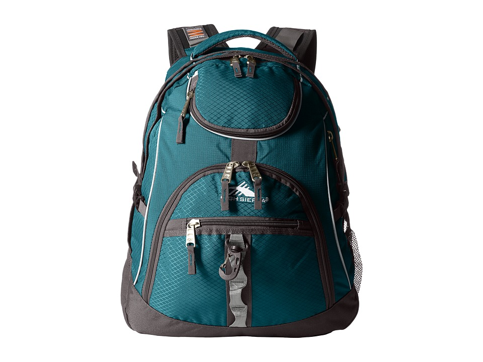 High Sierra - Access Backpack (Lagoon/Slate) Backpack Bags