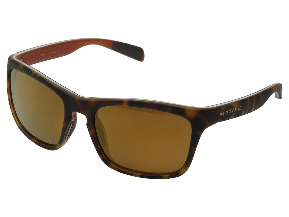 Native Eyewear - Penrose (Desert Tort/Beige/Orange/Bronze Reflex) Sport Sunglasses