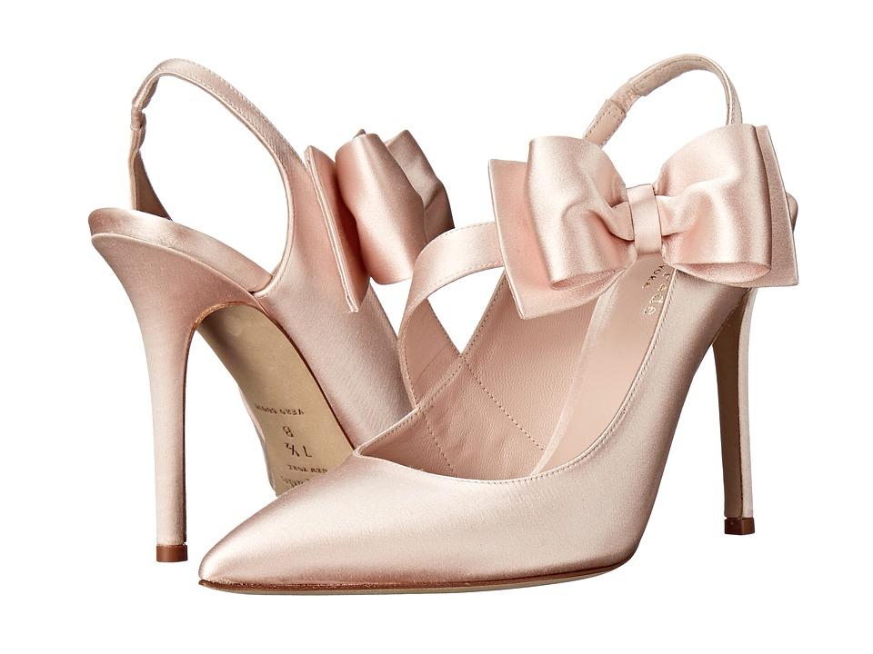 Kate Spade New York - Livia (Rose Petal Pink Satin) Women