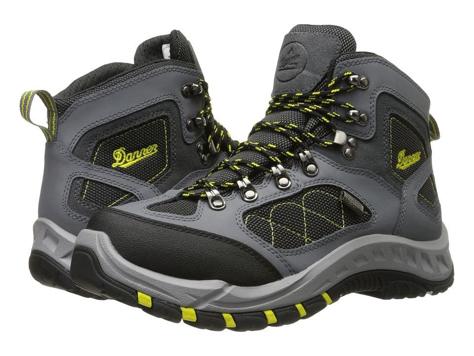 Danner - Trail Trek 4.5 (Gray/Yellow) Men's Boots
