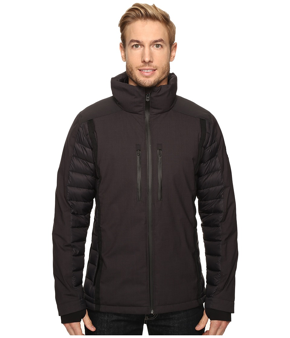 KUHL - Firestorm Down Jacket (Raven) Men's Coat