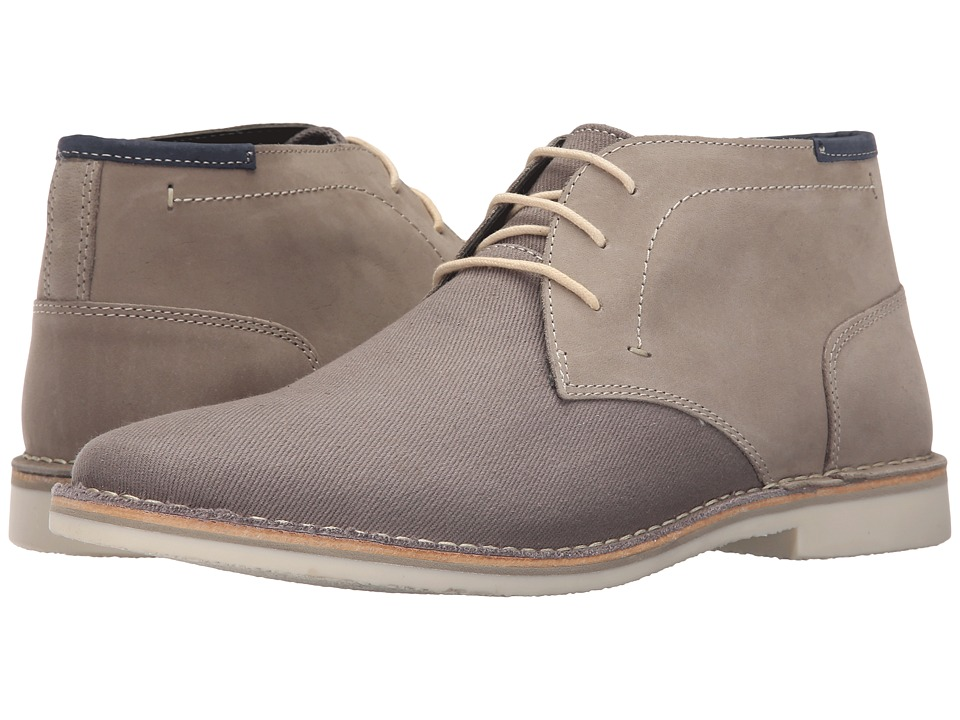Steve Madden Henree2 (Grey) Men