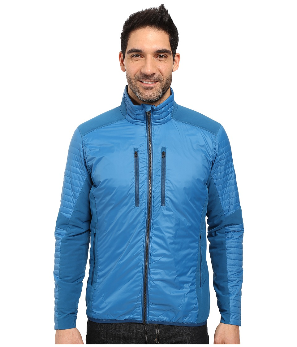 KUHL - Firefly Jacket (Deep River Blue) Men's Coat
