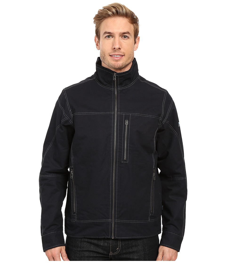 KUHL - Burr Zip Jacket (Midnight Blue) Men's Coat