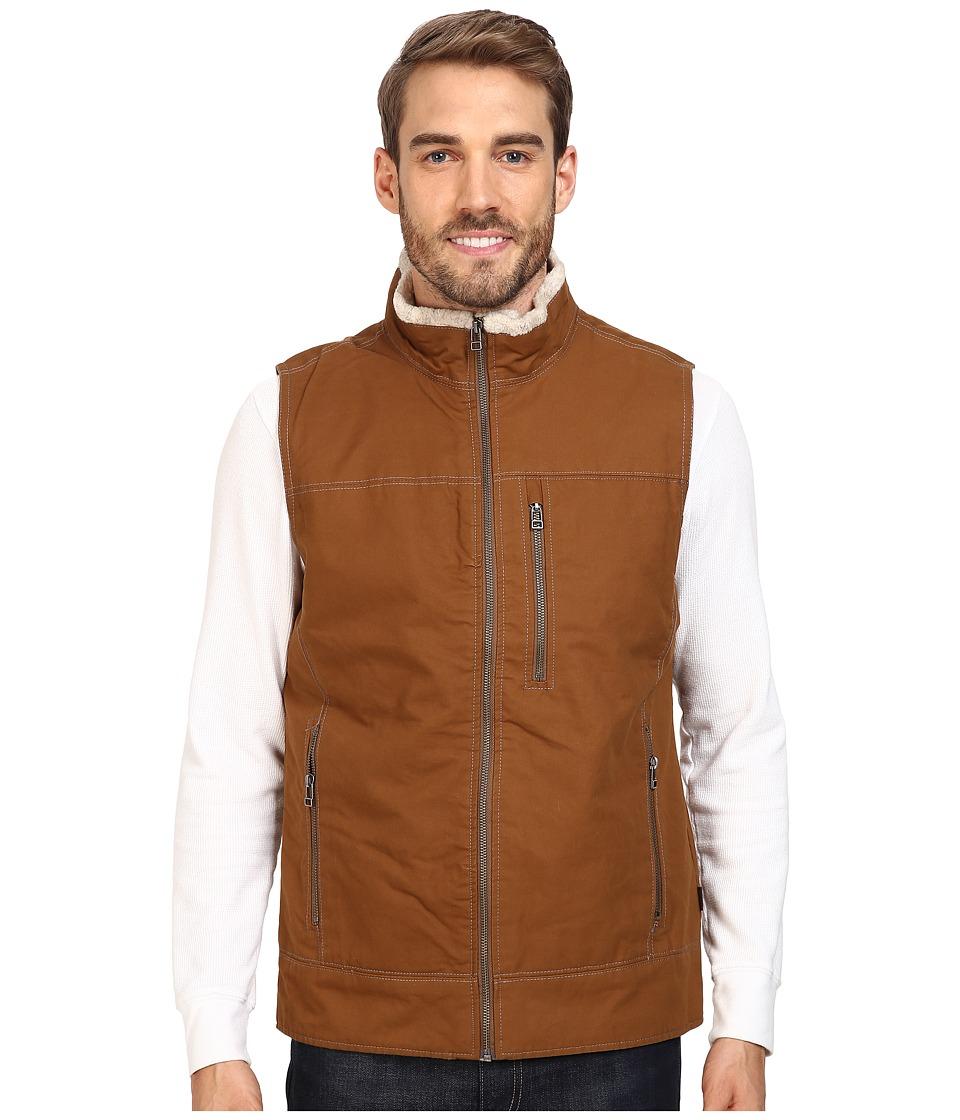 KUHL - Burr Lined Vest (Teak) Men's Vest