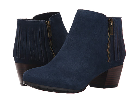 Kenneth Cole Reaction - Pil-Ates (Midnight) Women's Zip Boots