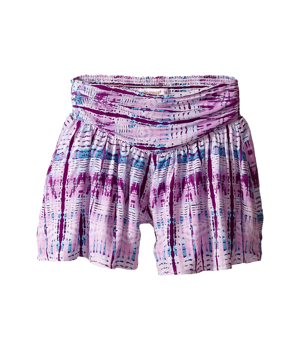 Ella Moss Girl - Whitney Shorts (Big Kids) (Lilac) Girl's Shorts