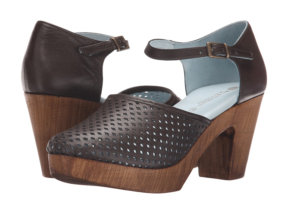 Eric Michael Sadie (Brown) High Heels