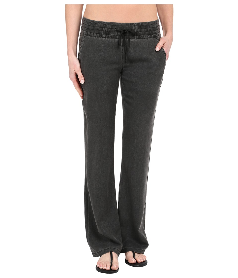 Hurley - Venice Beach Pants (Washed Black) Women's Casual Pants