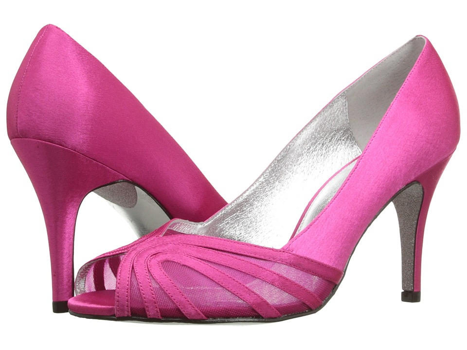 Adrianna Papell - Fergie (Pink Sheena Satin) Women's Shoes