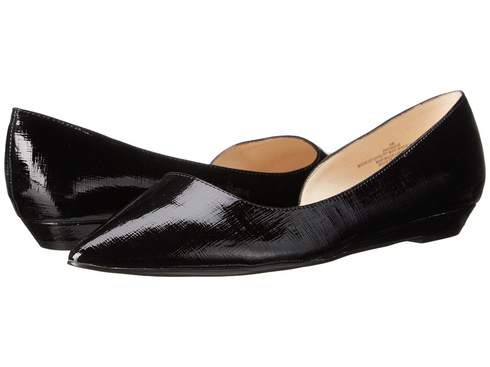 Nine West - Saige (Black Patent) Women