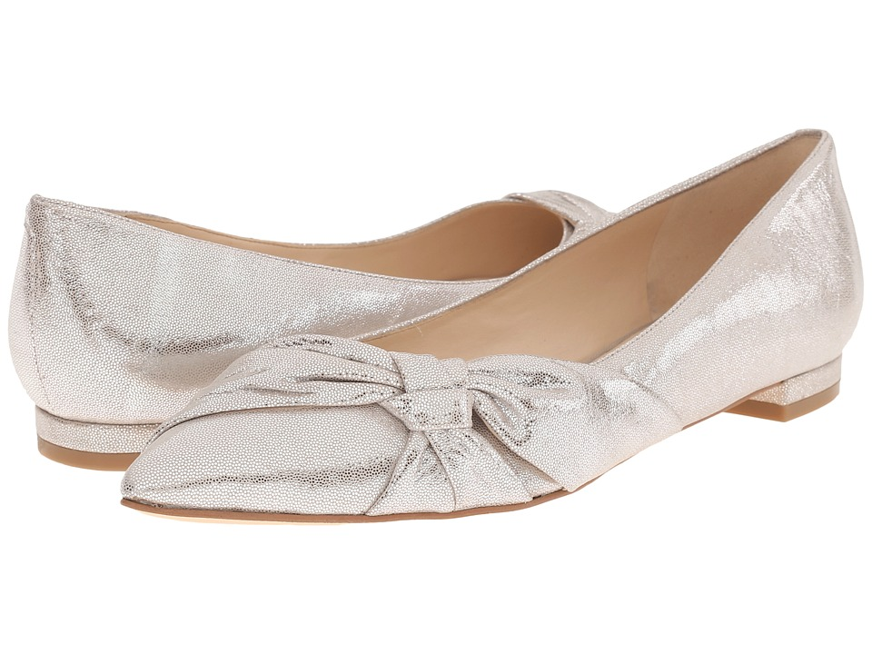 Nine West - Aadi (Light Silver Metallic) Women's Shoes