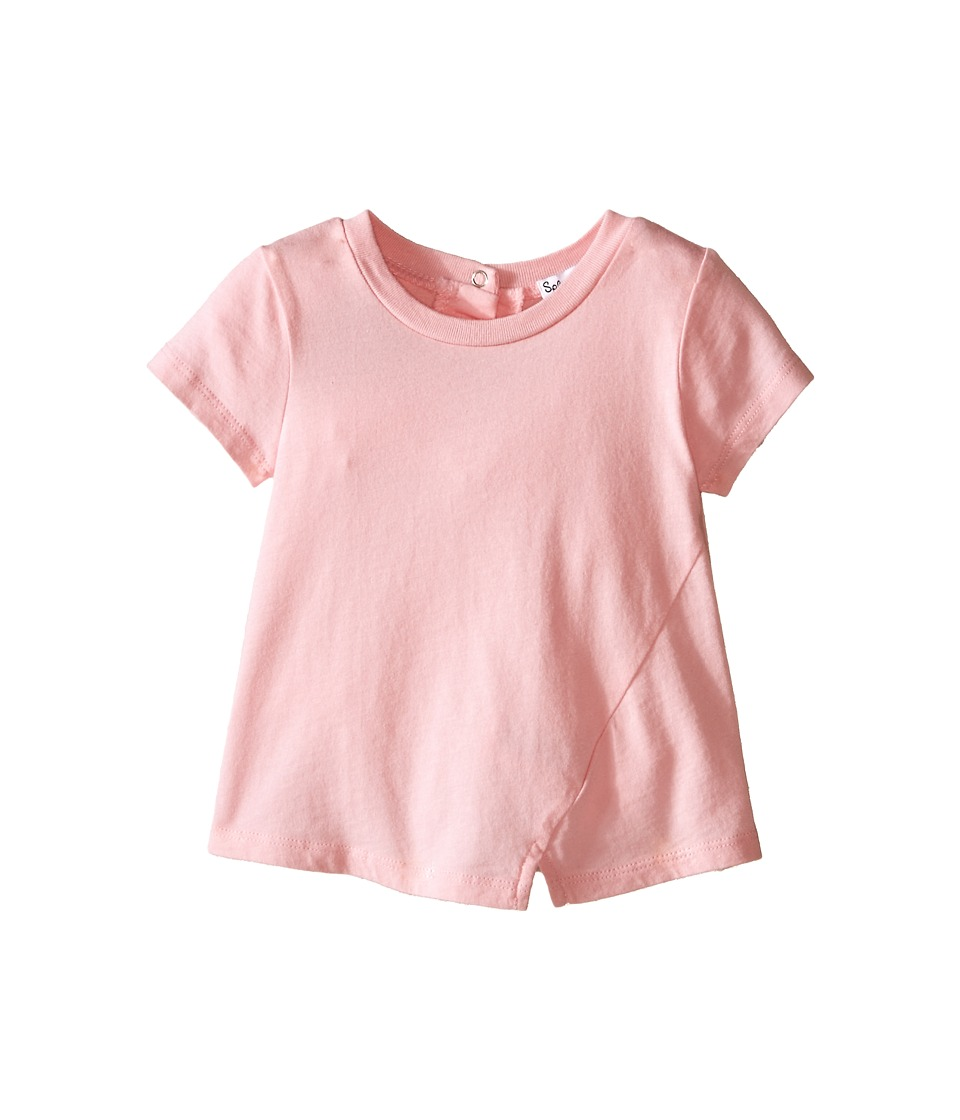 Splendid Littles - Always T-Shirt (Infant) (Light Pink) Girl's T Shirt