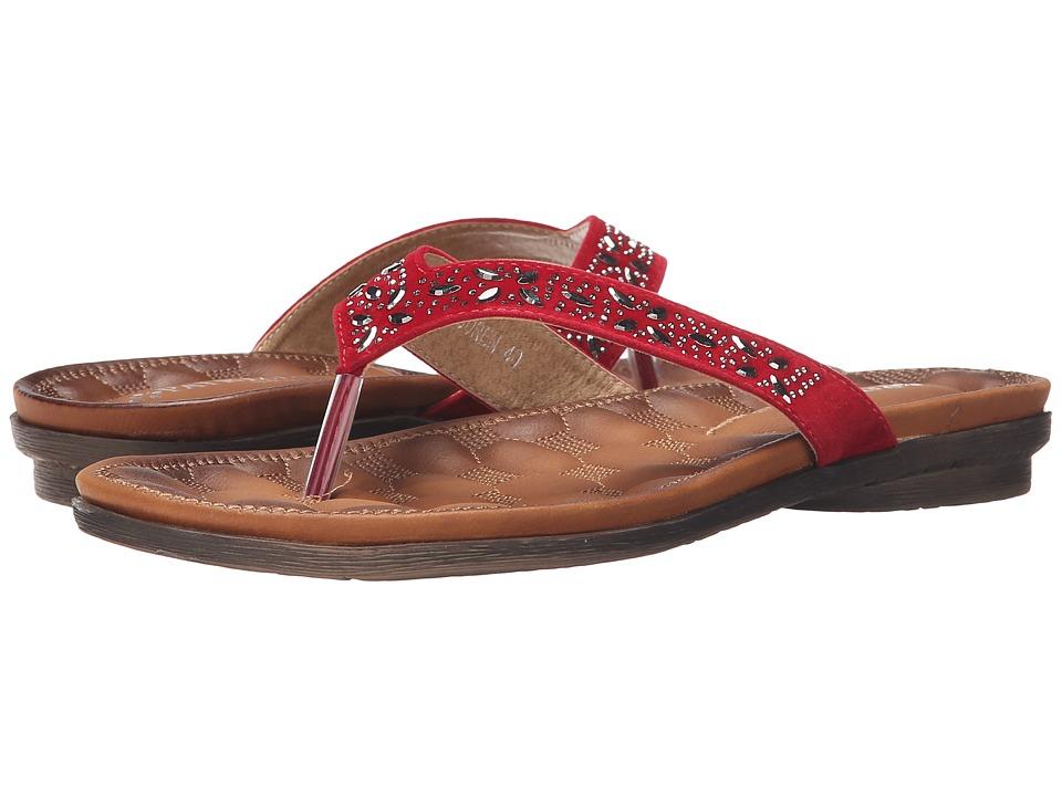 PATRIZIA - Soren (Red) Women's Sandals