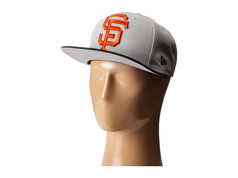 New Era - Logo Grand Redux San Francisco Giants (Grey) Caps