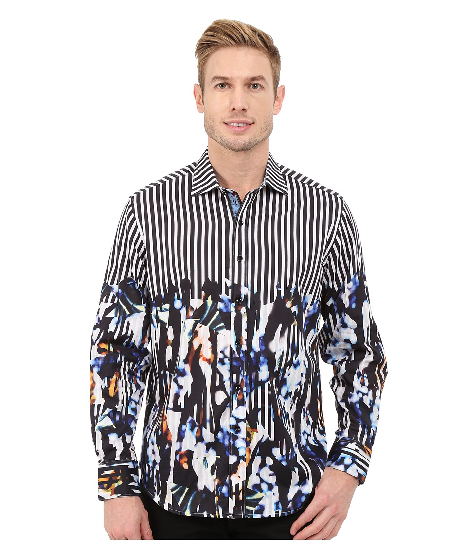 Robert Graham - Cayman Island Long Sleeve Woven Shirt (Multi) Men's Long Sleeve Button Up