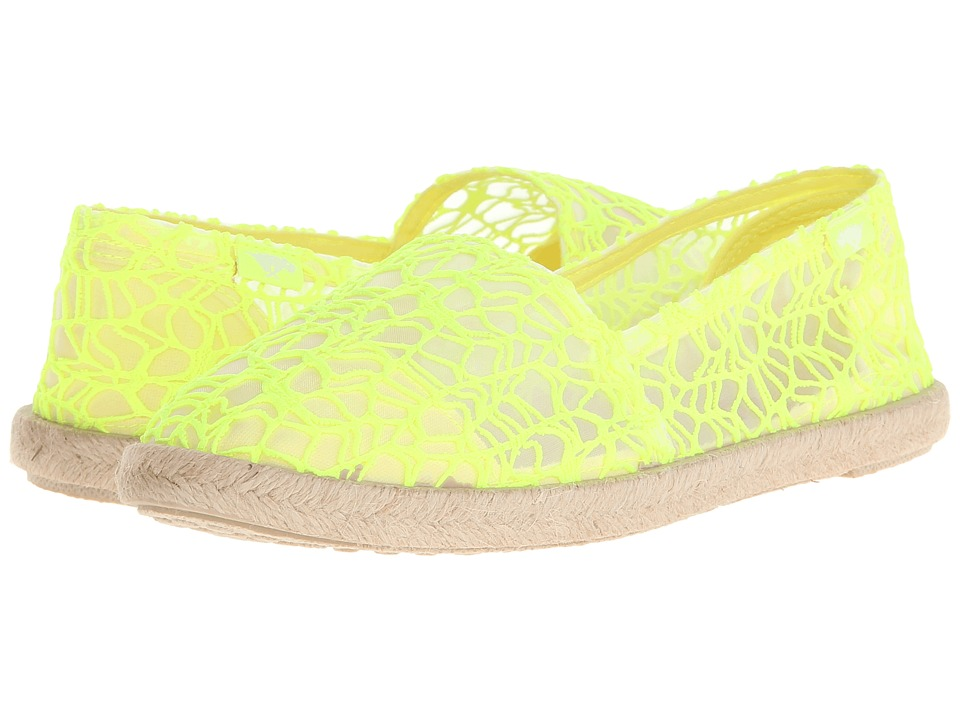 Rocket Dog - Acosta (Lime Starfish) Women's Slip on Shoes