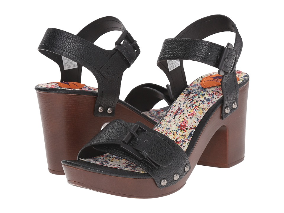 Rocket Dog - Padley (Black Trunk) Women's Sandals