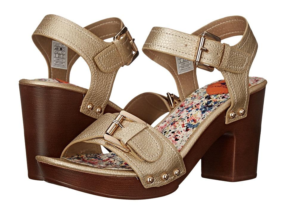 Rocket Dog - Padley (Gold Trunk) Women's Sandals