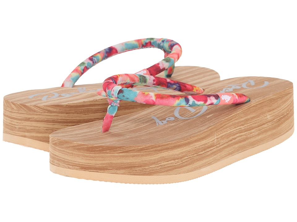 Rocket Dog - Kaleo (Pink Multi Wild One) Women's Sandals
