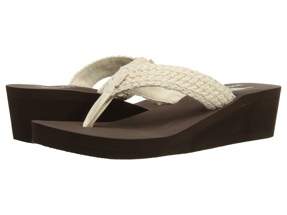 Rocket Dog - Aviara (Natural Cedros) Women's Sandals