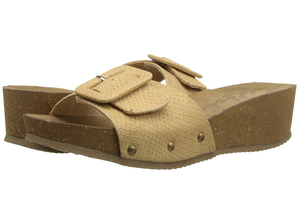 Rocket Dog - Gosford (Natural Snakewood) Women's Sandals
