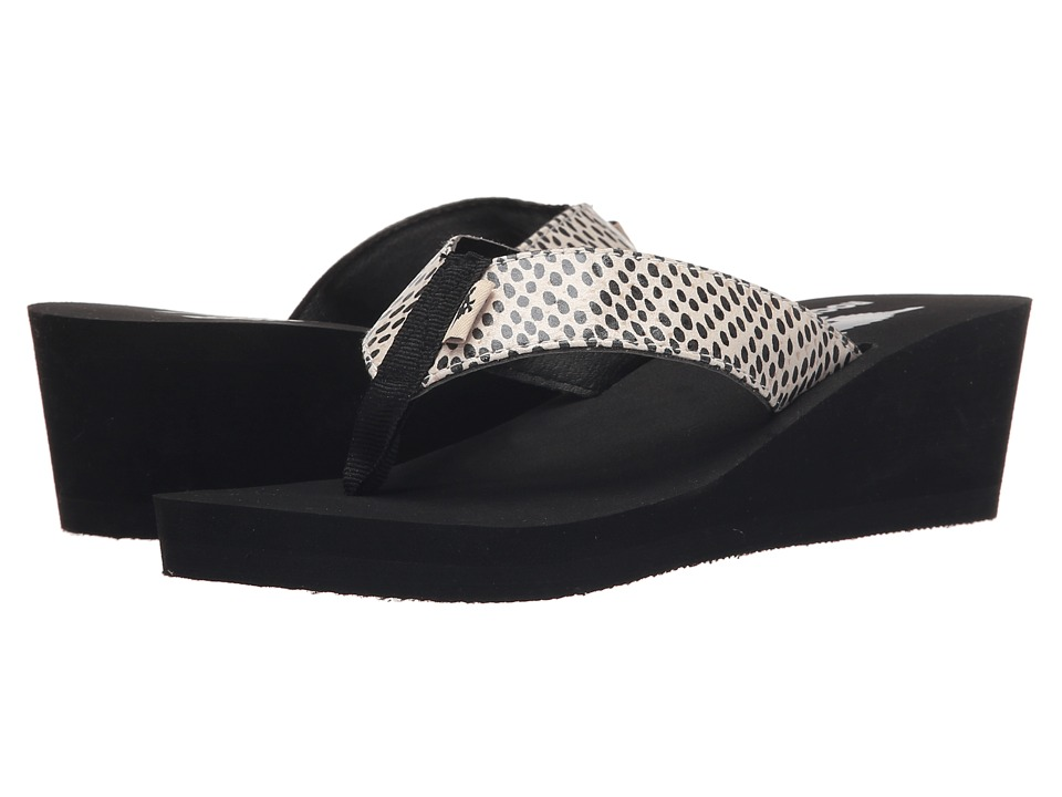 Rocket Dog - Aviara (Natural Safari Snake) Women's Sandals