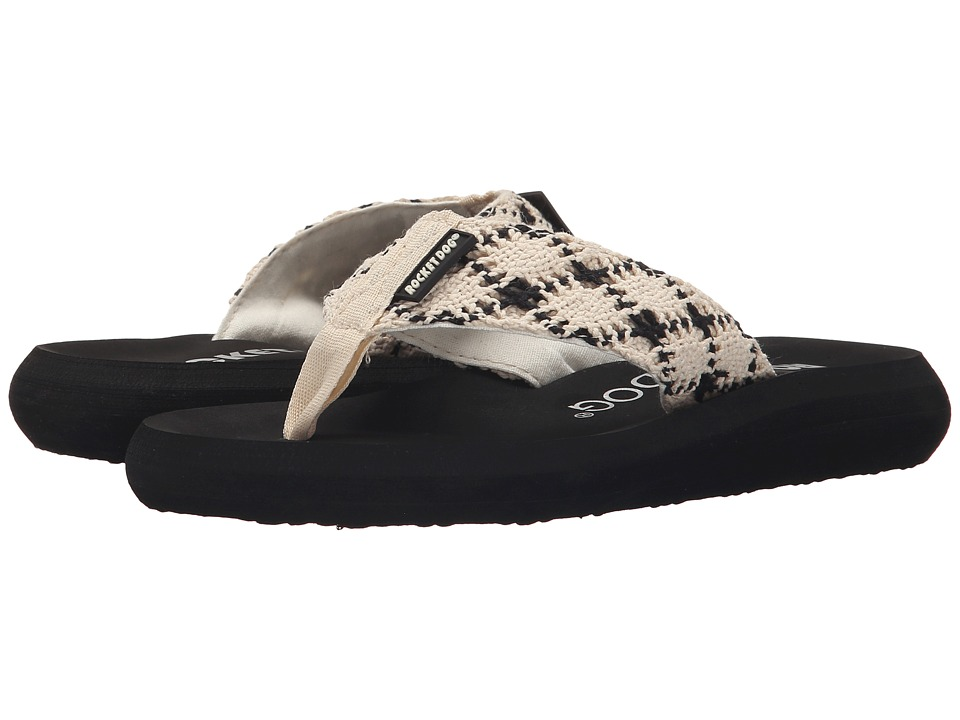 Rocket Dog - Spotlight Comfort (Natural Mariposa) Women's Sandals