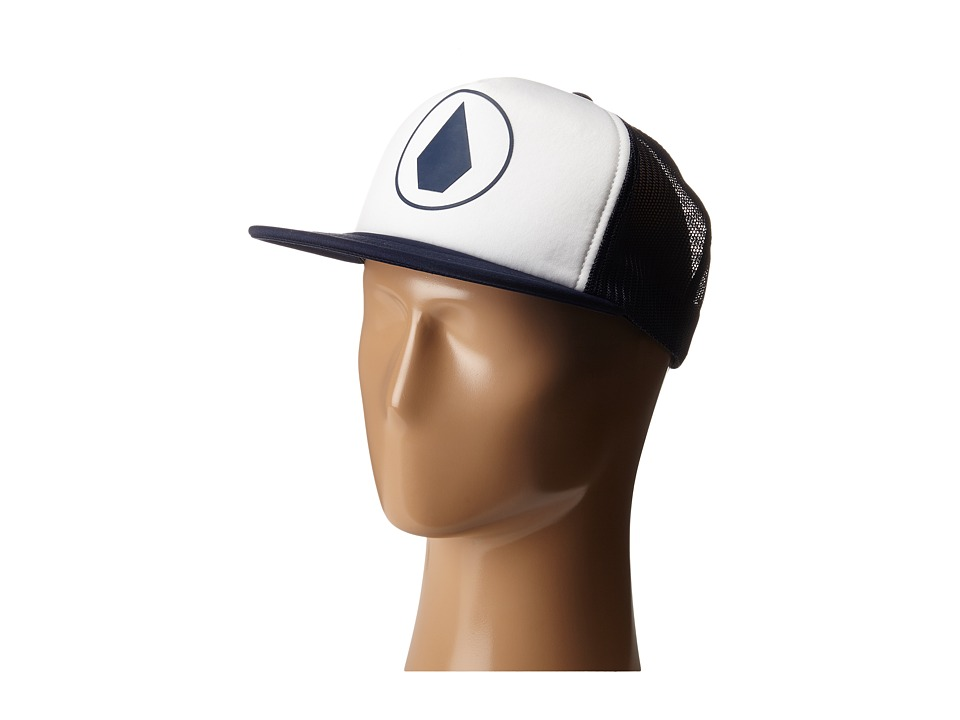Volcom - Mixer Cheese (Smokey Blue) Caps