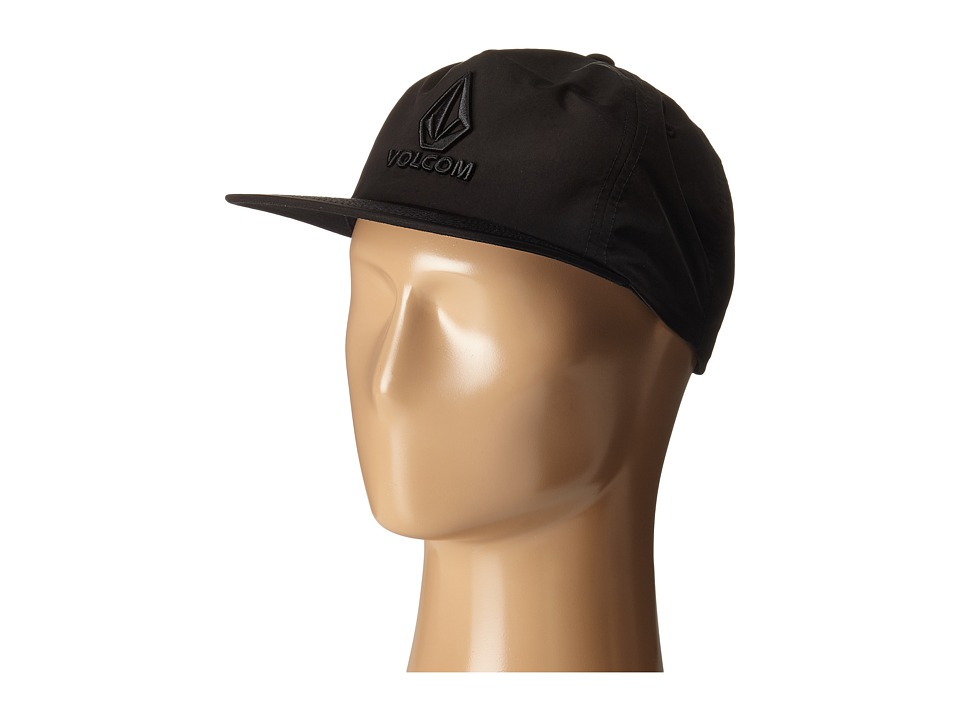 Volcom - Marker (Ink Black) Caps