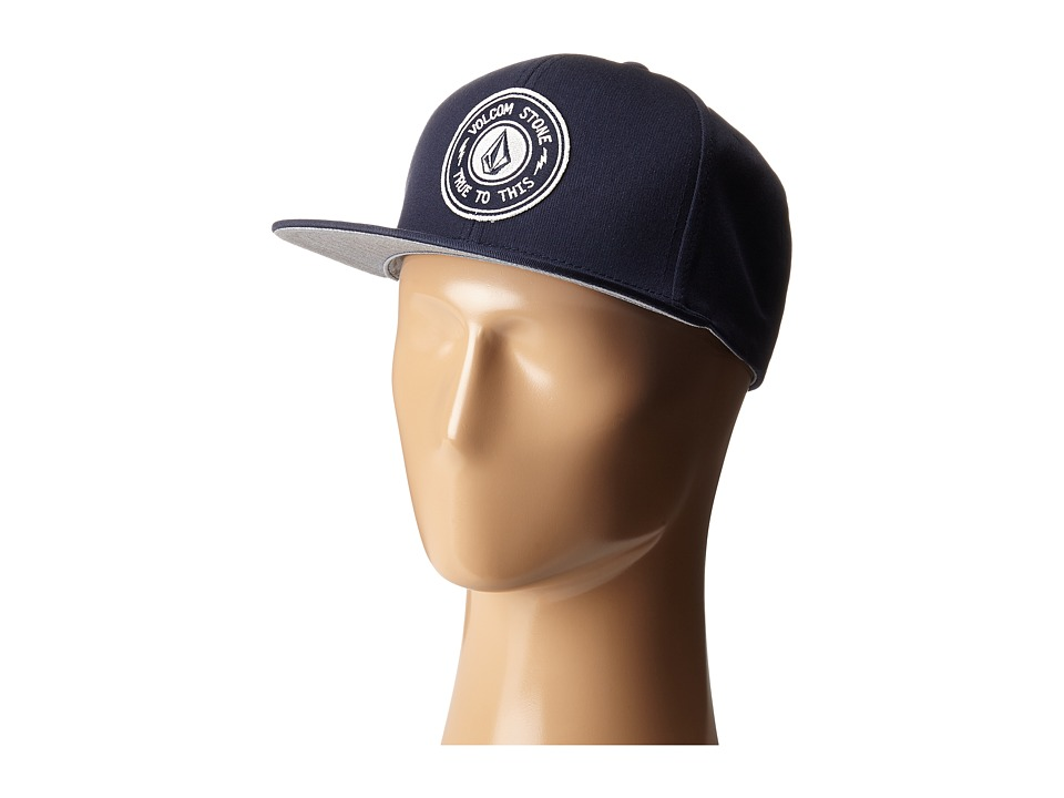 Volcom - Cresticle (Smokey Blue) Caps