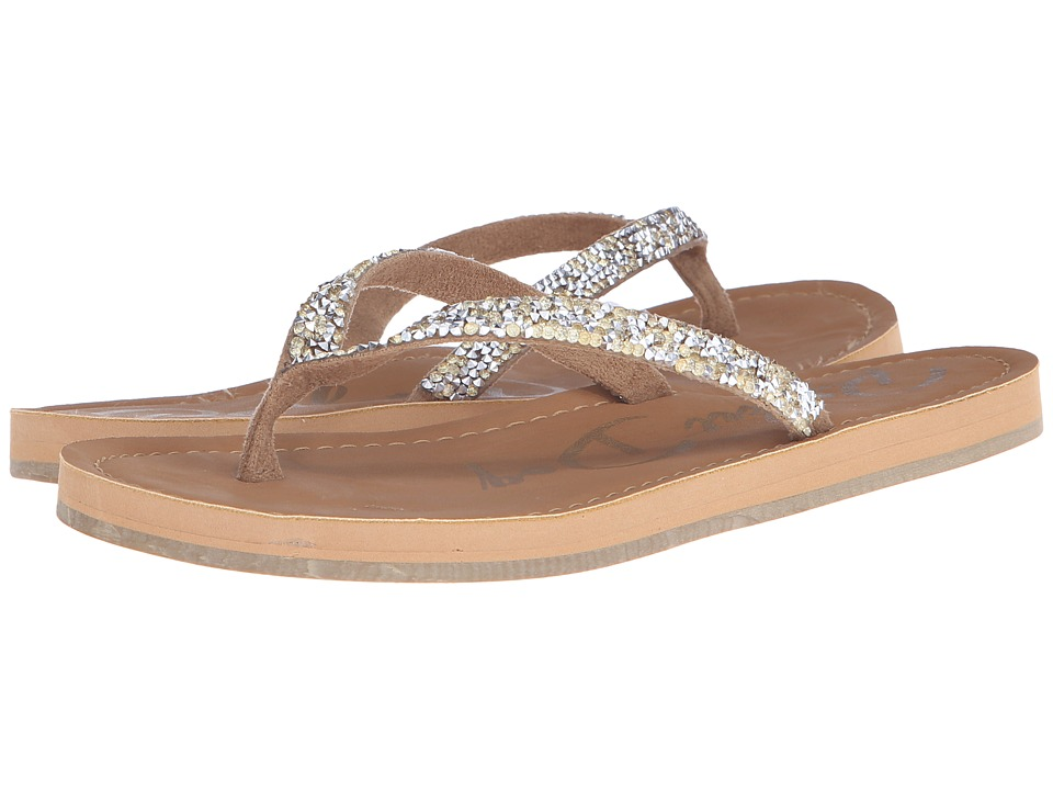 Rocket Dog - Panama (Gold Flintstone Rock) Women's Sandals