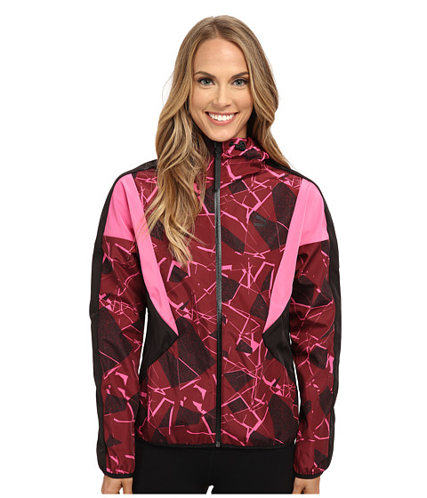 PUMA - Printed Windrunner (Cabaret) Women's Coat