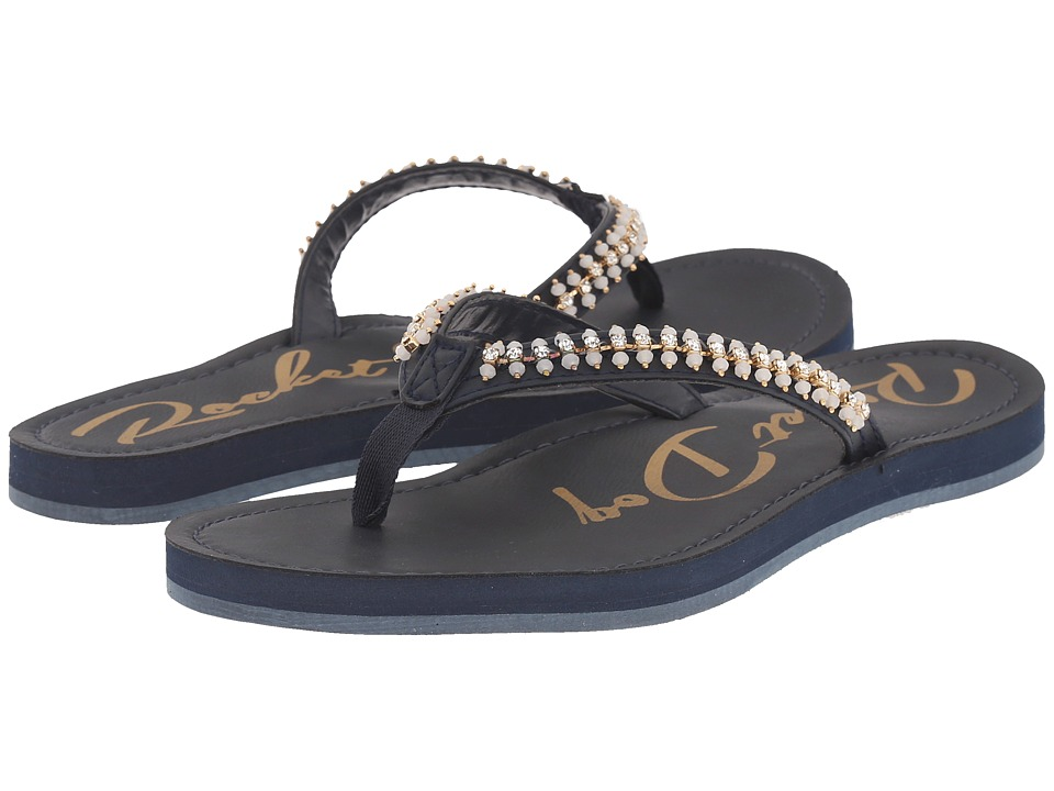 Rocket Dog - Portia (Navy You Fancy) Women's Sandals