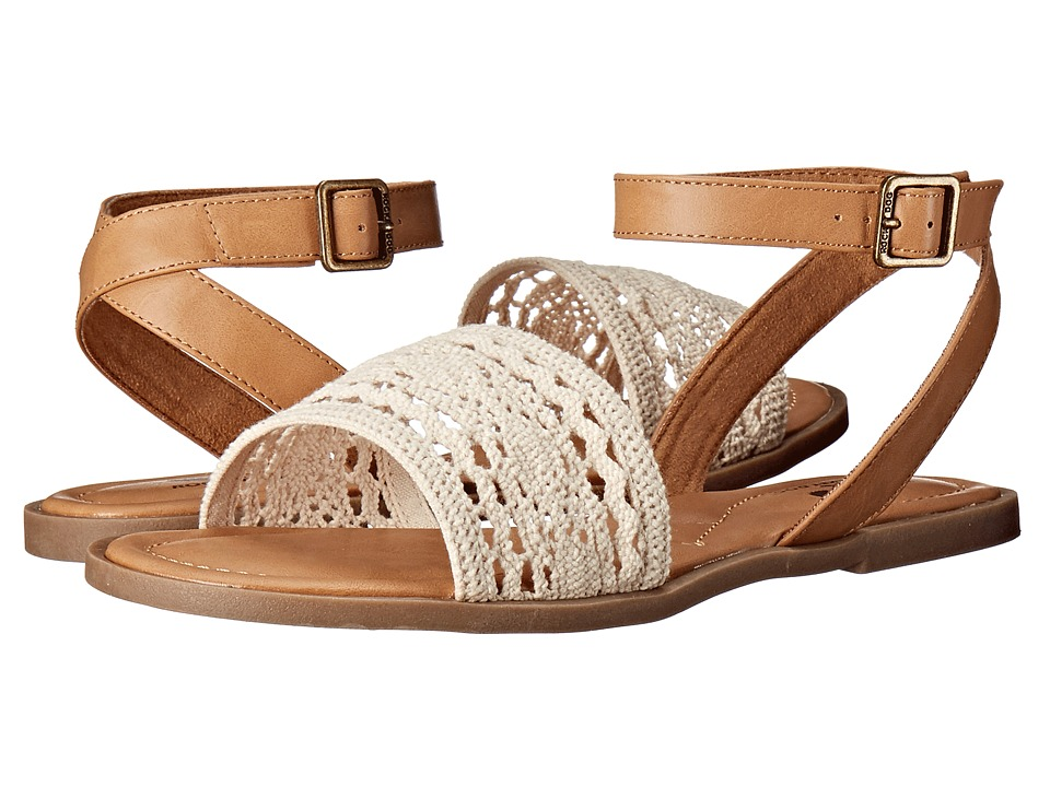 Rocket Dog - Arena (Natural Rio Crochet) Women's Sandals