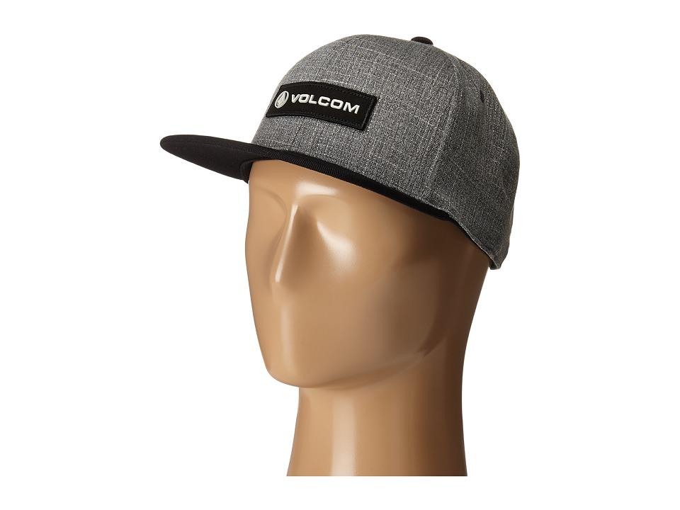 Volcom - Boxit (Grey) Caps