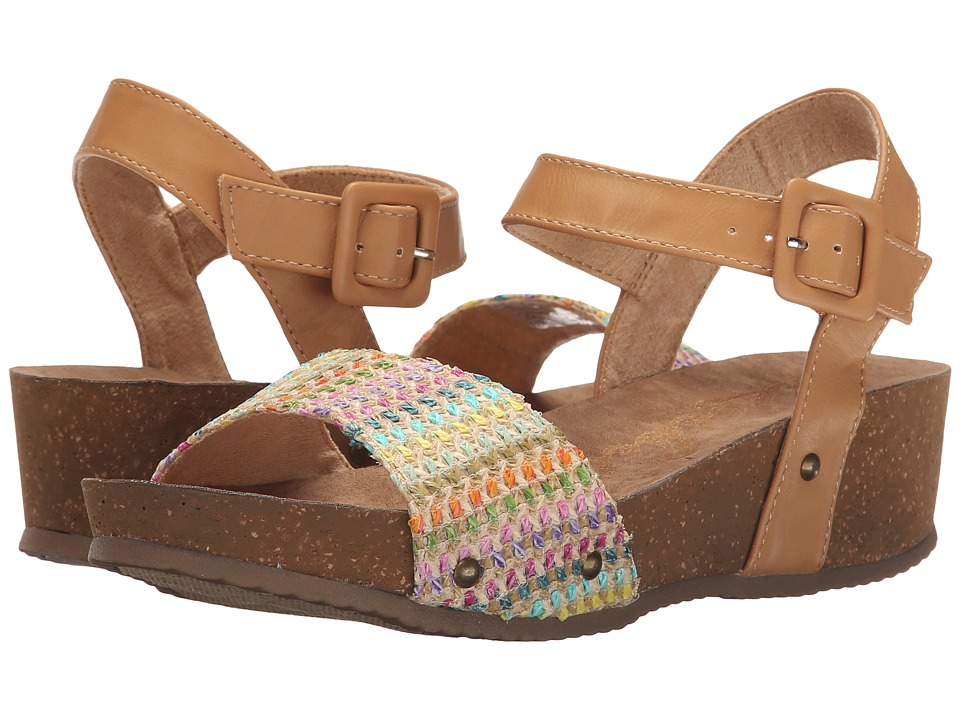 Rocket Dog - Gem (Natural Carousel) Women's Sandals
