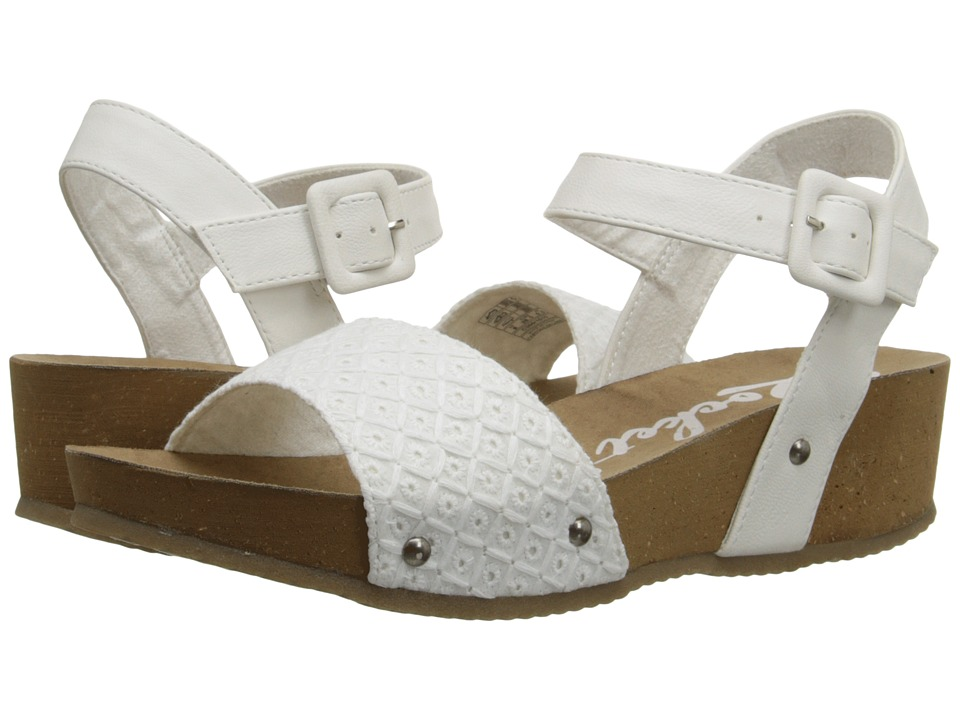 Rocket Dog - Gem (White Kingsley) Women's Sandals