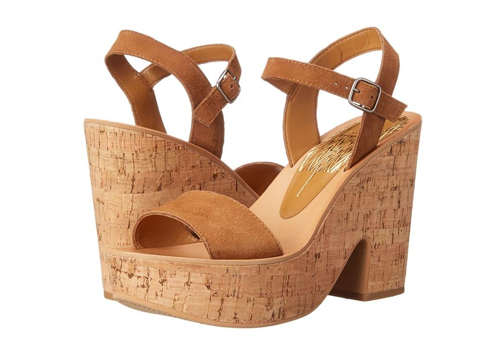 Dolce Vita - Randi (Dark Saddle Suede) High Heels