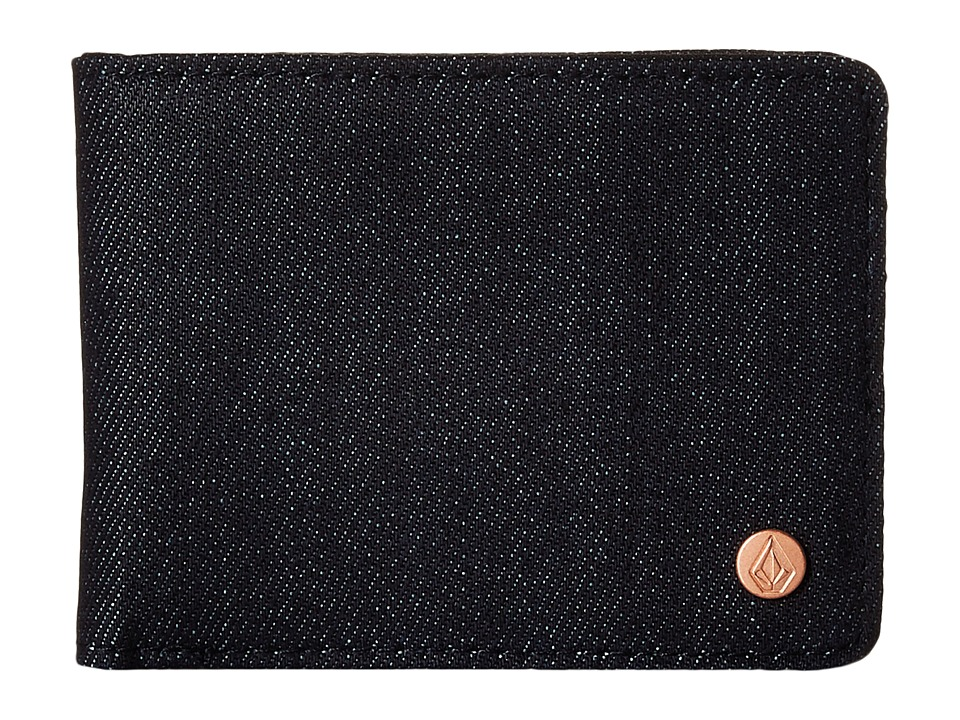 Volcom - Corps Premium (Navy) Wallet Handbags