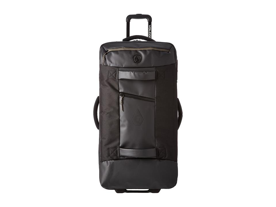 Volcom - Globetrotter Bag (Black Combo) Backpack Bags