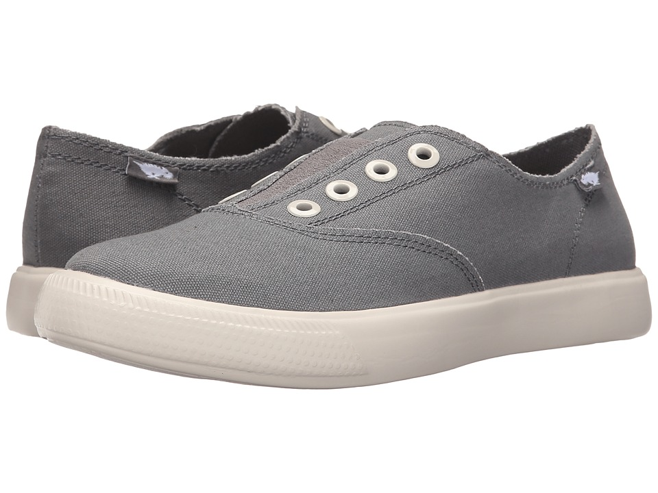 Rocket Dog - Oxnard (Grey Weekend Canvas) Women's Slip on Shoes