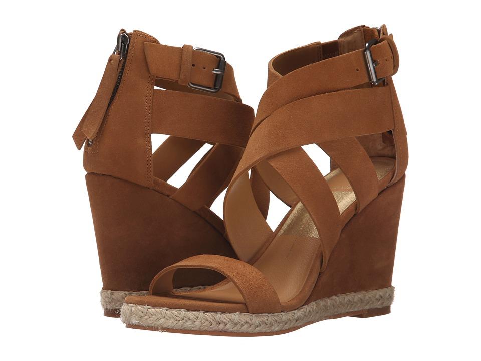 Dolce Vita - Kova (Camel Suede) Women's Shoes