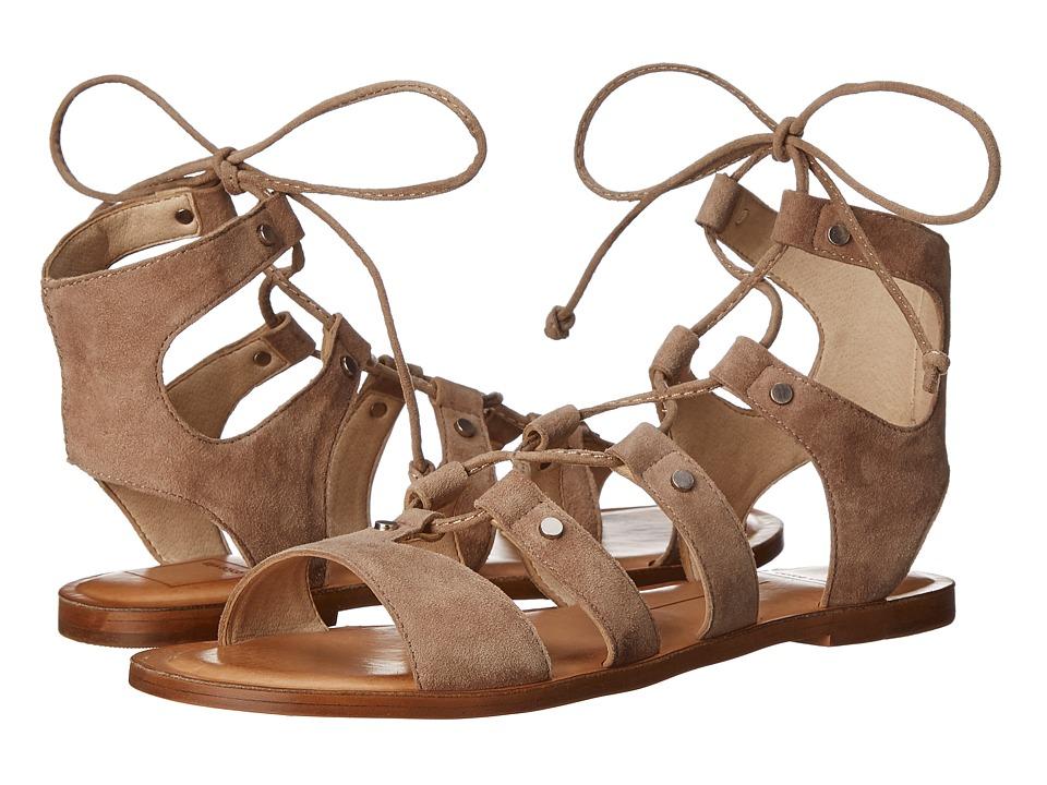 Dolce Vita - Jasmyn (Almond Suede) Women's Shoes