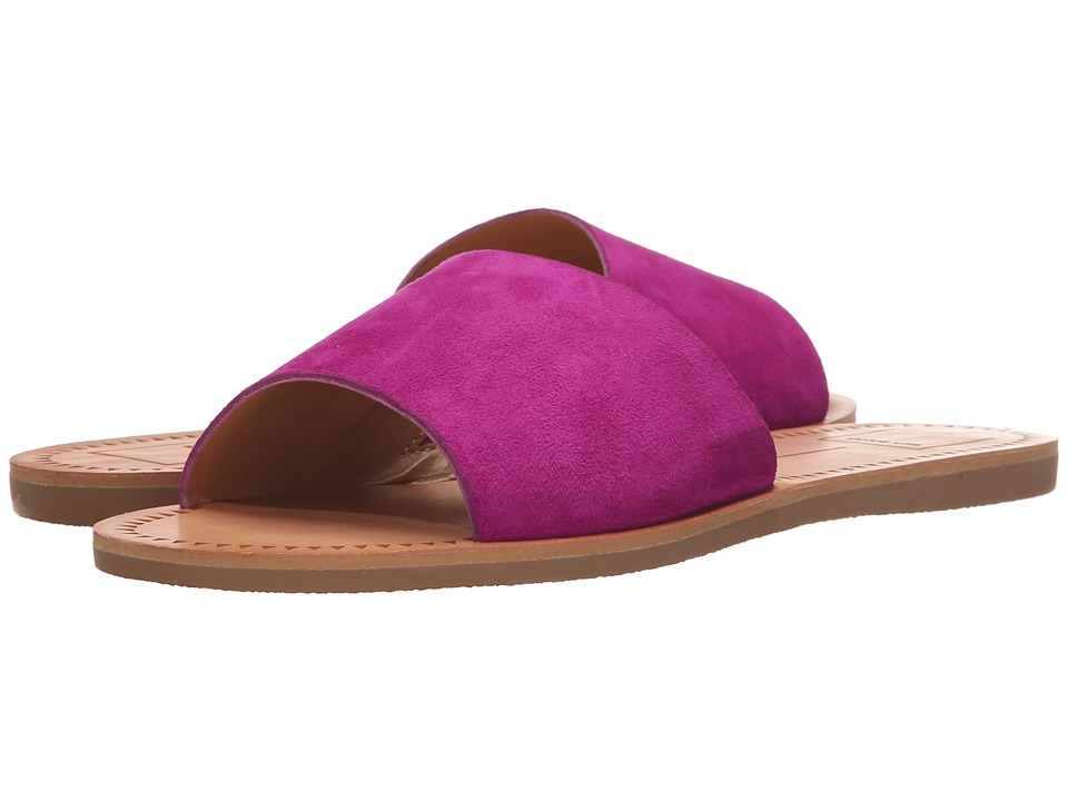 Dolce Vita - Javier (Orchid Suede) Women's Shoes