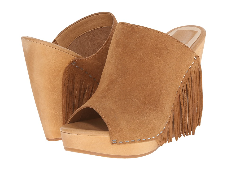 Dolce Vita - Cai (Camel Suede) Women's Shoes