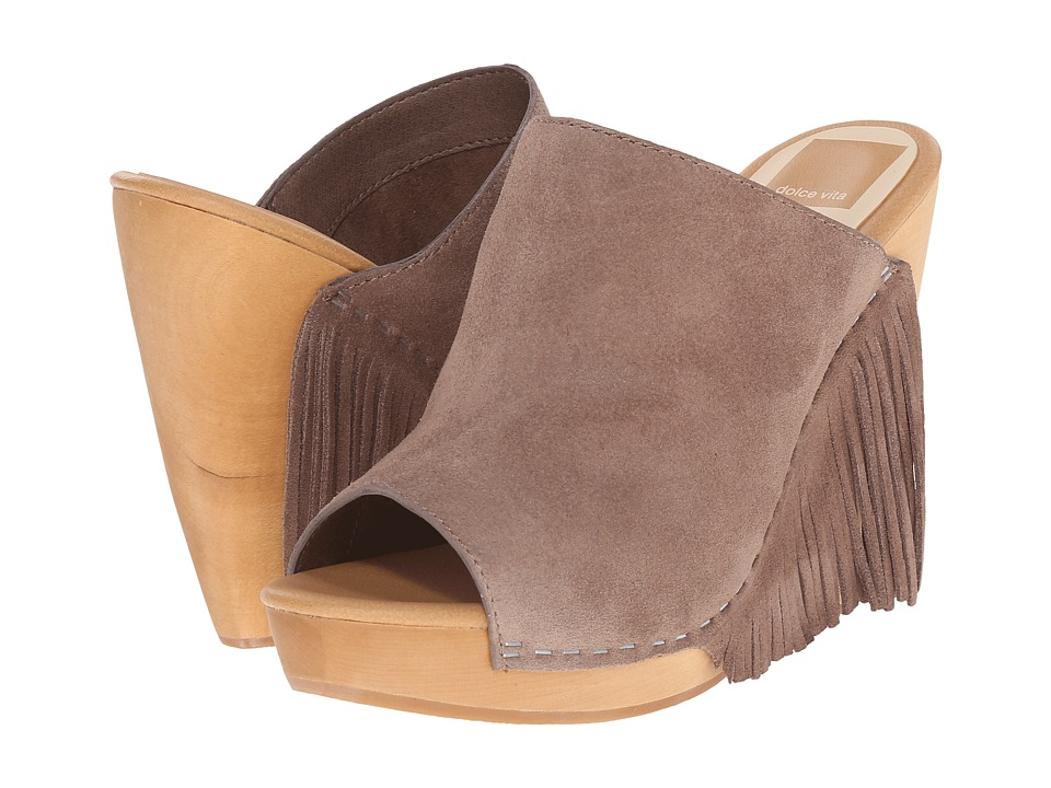 Dolce Vita - Cai (Taupe Suede) Women's Shoes