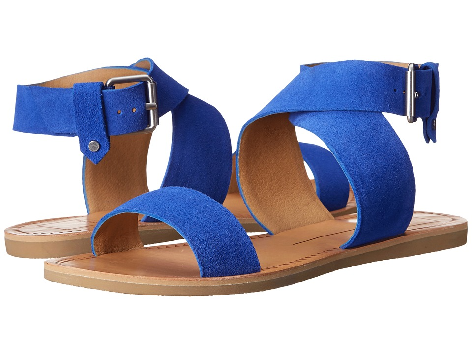 Dolce Vita - Julius (Blue Suede) Women