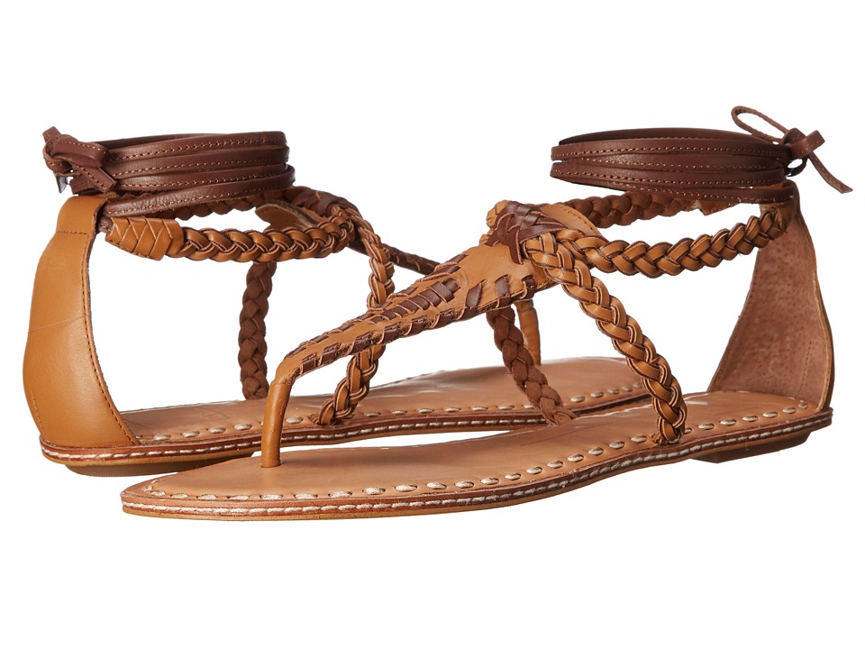 Dolce Vita - Keoni (Caramel Multi Leather) Women
